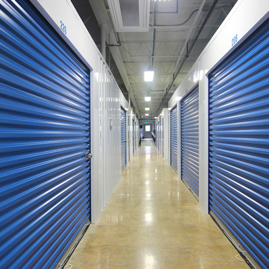 Self Storage Features Hall